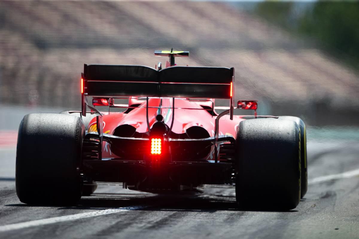 Ferrari track down ECU issue behind Leclerc retirement