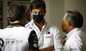 Concorde: Wolff hails 'biggest transition F1 has ever seen'
