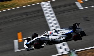 Russell: Too much drag still holding Williams back