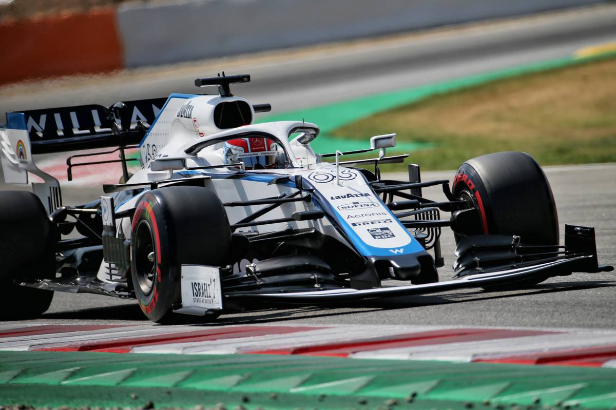 Russell confident new owner 'will push Williams forward'