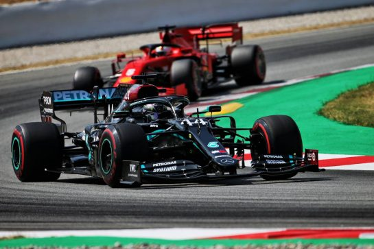 Lewis Hamilton (GBR) Mercedes AMG F1 W11. 15.08.2020. Formula 1 World Championship, Rd 6, Spanish Grand Prix, Barcelona, Spain, Qualifying Day. - www.xpbimages.com, EMail: requests@xpbimages.com © Copyright: Batchelor / XPB Images