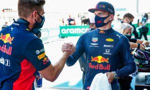 Third place 'subscription' best we can do - Verstappen