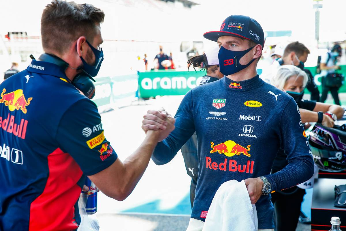 Third place 'subscription' best we can do - Verstappen