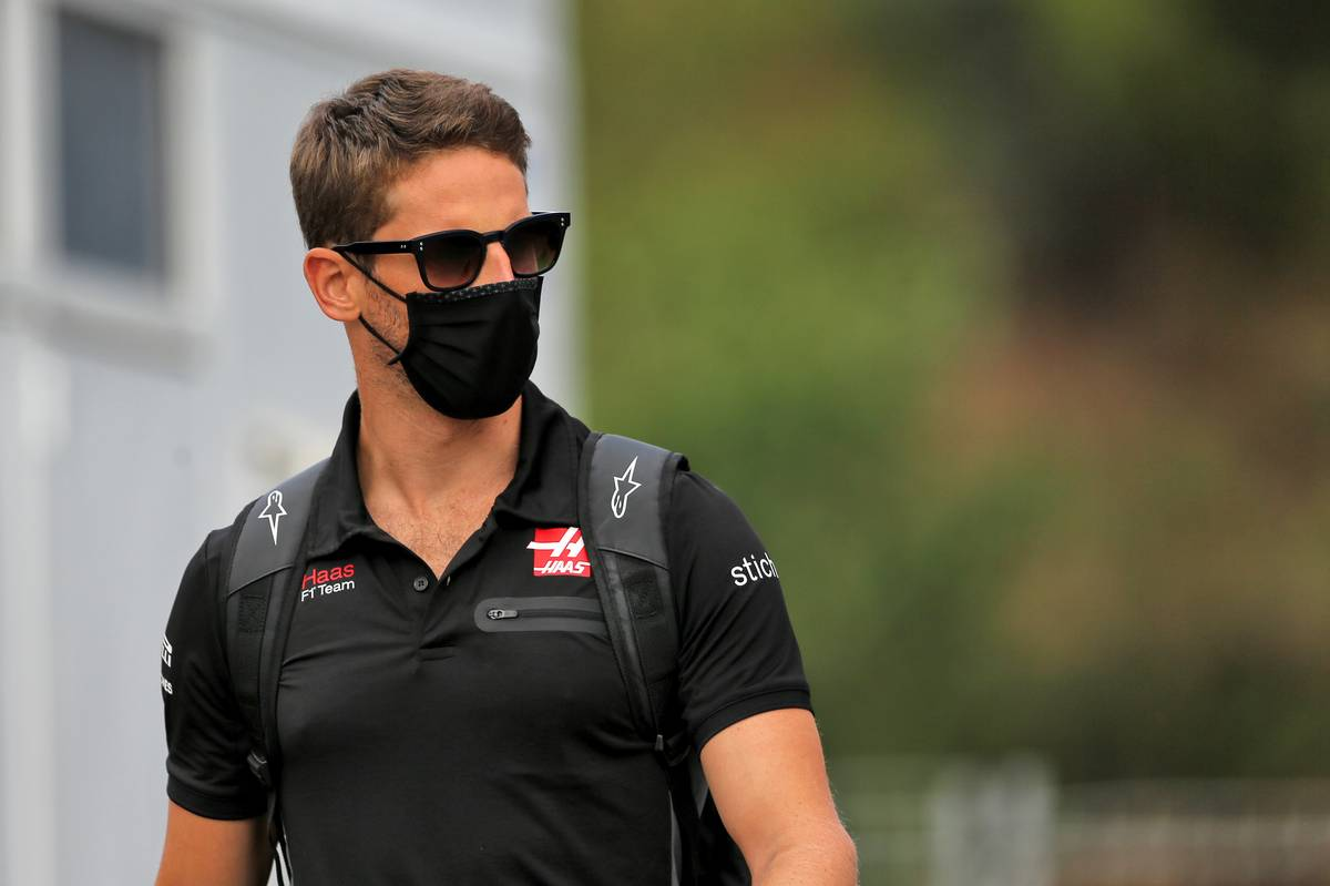 Grosjean has 'some good contacts' with IndyCar teams for 2021