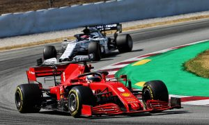 Vettel saves Ferrari's day with 'nothing to lose' strategy