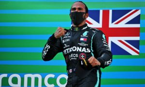 Hamilton left dazed by scorching success in Spain