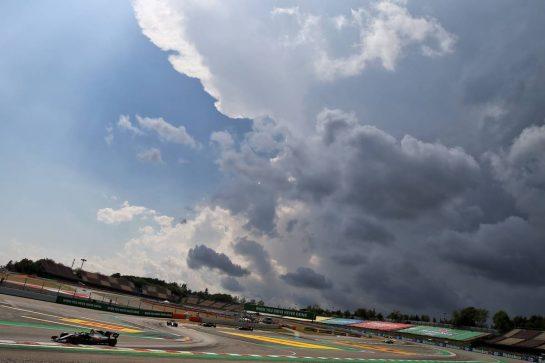 Kevin Magnussen (DEN) Haas VF-20. 16.08.2020. Formula 1 World Championship, Rd 6, Spanish Grand Prix, Barcelona, Spain, Race Day. - www.xpbimages.com, EMail: requests@xpbimages.com © Copyright: Batchelor / XPB Images