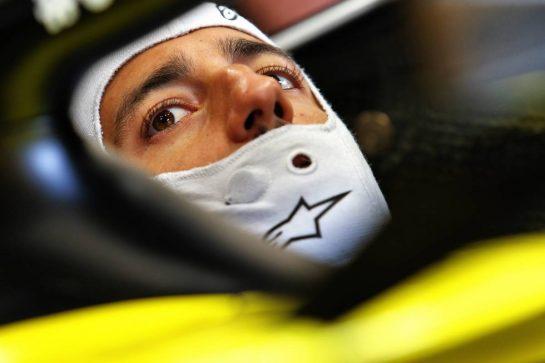 Daniel Ricciardo (AUS) Renault F1 Team RS20. 28.08.2020. Formula 1 World Championship, Rd 7, Belgian Grand Prix, Spa Francorchamps, Belgium, Practice Day. - www.xpbimages.com, EMail: requests@xpbimages.com © Copyright: Moy / XPB Images