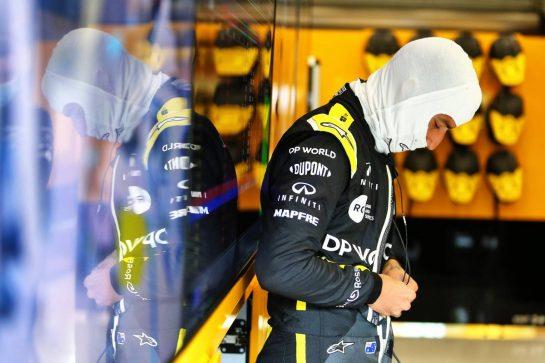 Daniel Ricciardo (AUS) Renault F1 Team. 28.08.2020. Formula 1 World Championship, Rd 7, Belgian Grand Prix, Spa Francorchamps, Belgium, Practice Day. - www.xpbimages.com, EMail: requests@xpbimages.com © Copyright: Moy / XPB Images
