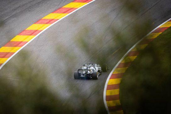 Daniil Kvyat (RUS) AlphaTauri AT01. 28.08.2020. Formula 1 World Championship, Rd 7, Belgian Grand Prix, Spa Francorchamps, Belgium, Practice Day. - www.xpbimages.com, EMail: requests@xpbimages.com © Copyright: Bearne / XPB Images