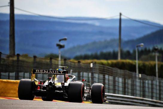 Esteban Ocon (FRA) Renault F1 Team RS20. 28.08.2020. Formula 1 World Championship, Rd 7, Belgian Grand Prix, Spa Francorchamps, Belgium, Practice Day. - www.xpbimages.com, EMail: requests@xpbimages.com © Copyright: Batchelor / XPB Images
