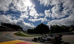 2020 Belgian Grand Prix - Qualifying results