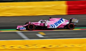Perez surprised to find Racing Point off the pace in Spa