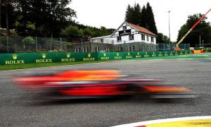 Belgian GP: Saturday's action in pictures