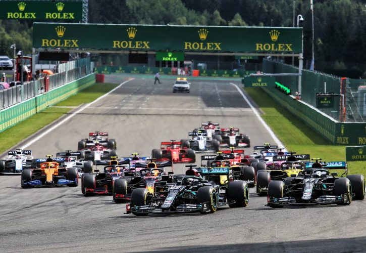F1: F1 'could reduce and rotate races in future'