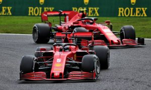 Binotto: Ferrari performance a 'difficult moment' but slump a one-off