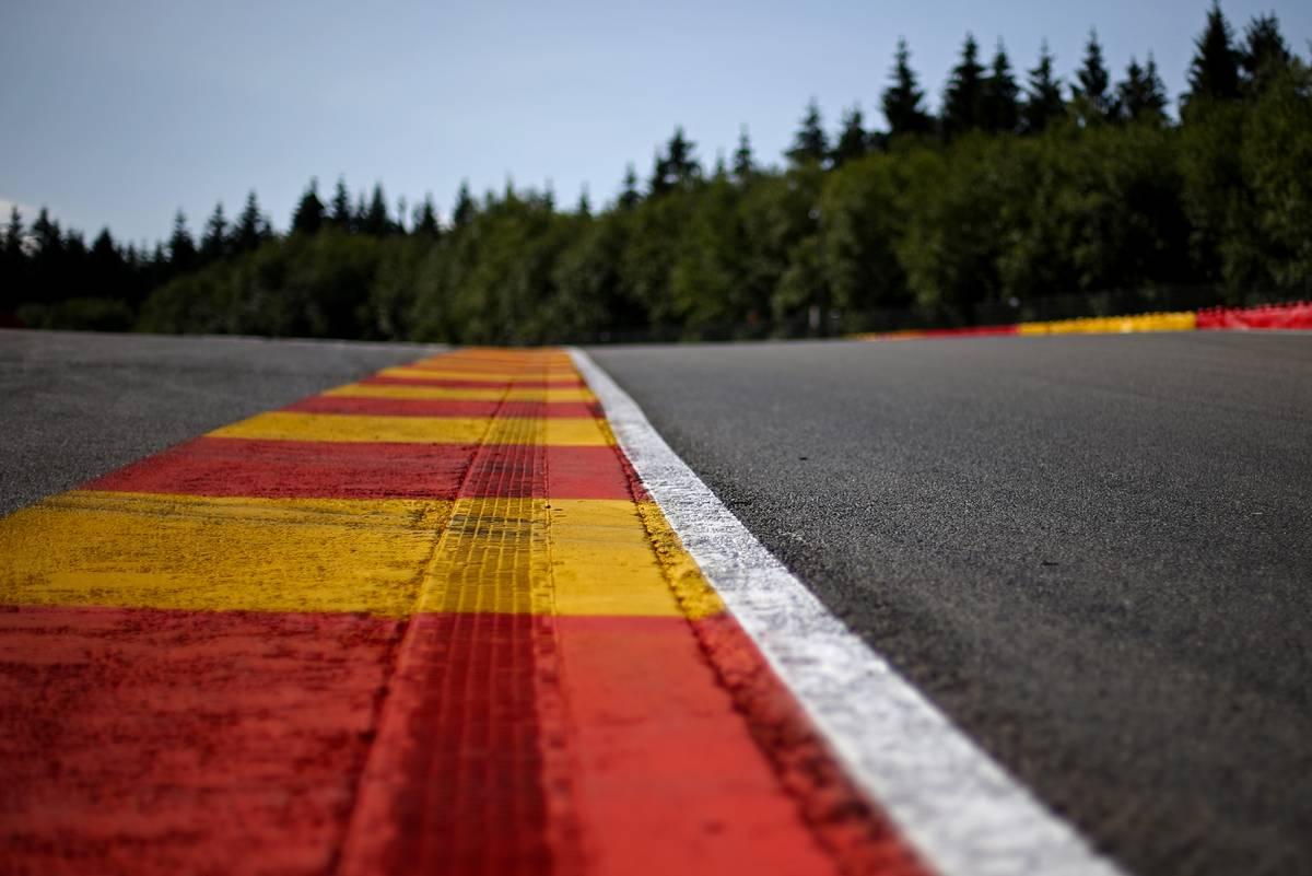FIA tightens up track limits at three corners at Spa