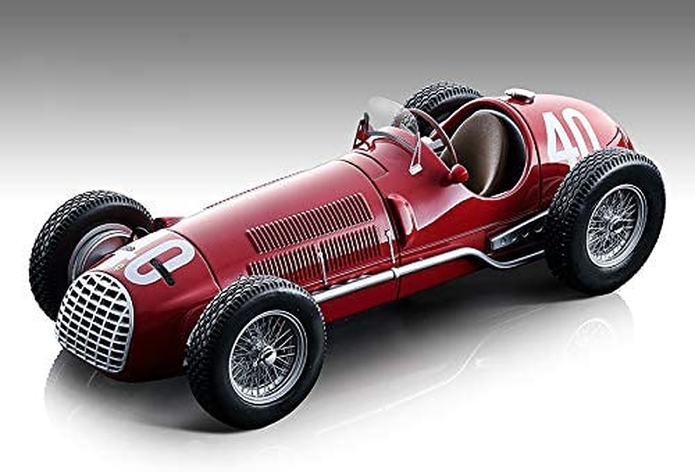 Ferrari Unveils 1 000th Grand Prix Classic Livery