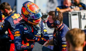 Horner: Albon-Gasly swap 'wouldn't make sense'
