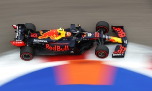 Albon 'sensitivity' to RB16 made worse by Sochi layout - Horner