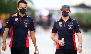 Albon: Verstappen doesn't 'create politics' in the team