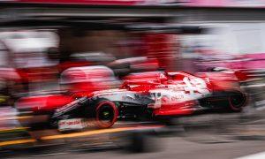 Alfa Romeo 'pushing like hell' to close gap with rivals