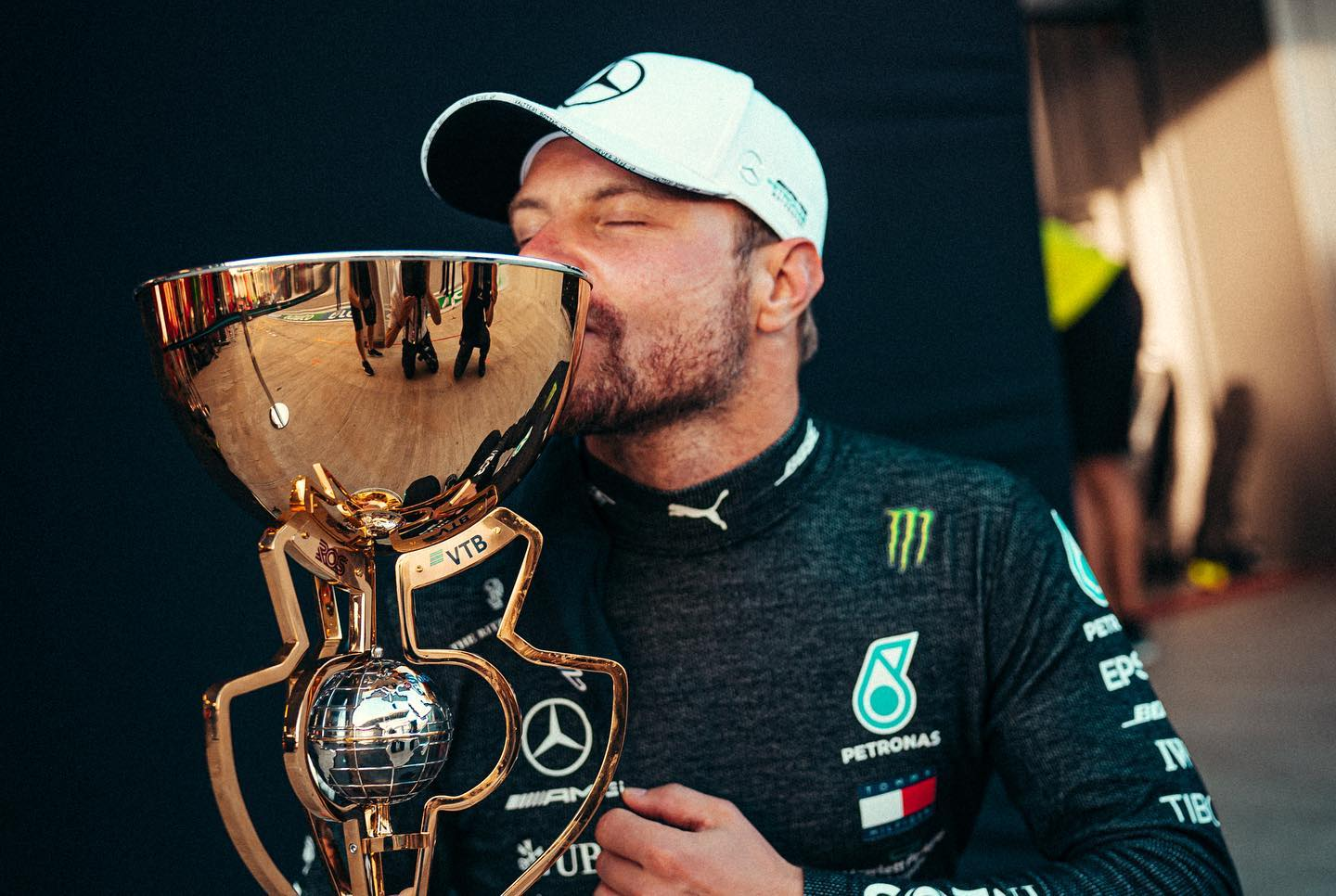 Brawn: Quiet Bottas showing 'remarkable resilience'