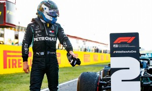 Bottas 'talks a good game' but can't fight Hamilton - Palmer