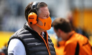 Brown reveals 'big triple crown aspirations' for McLaren