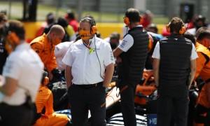 Brown: McLaren needed to be 'less Vader, more Skywalker'