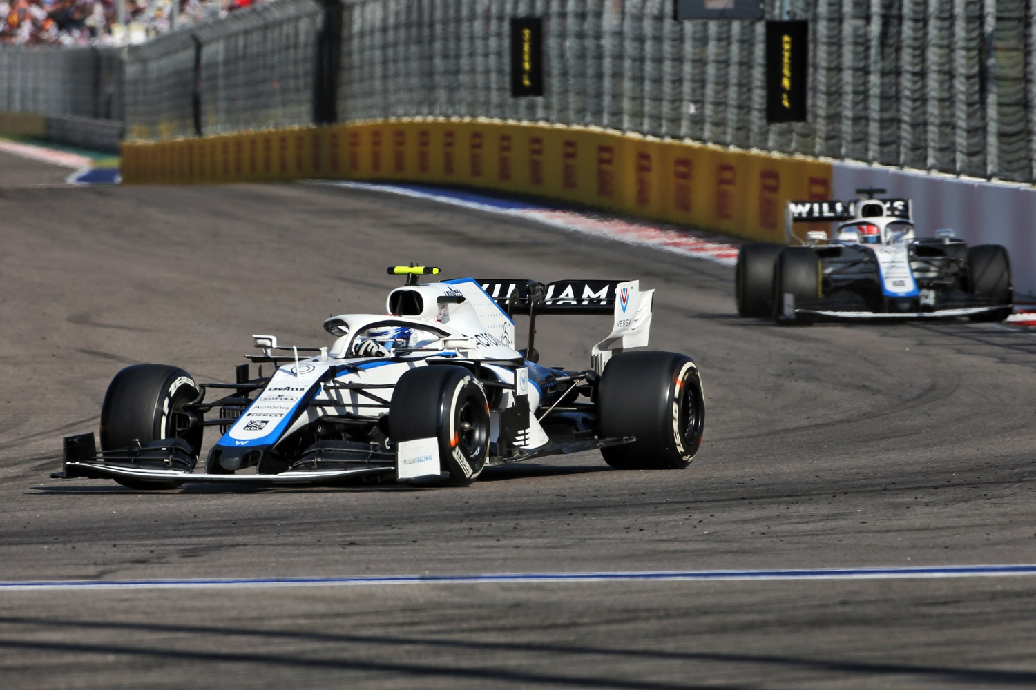 Williams working with Dorilton 'pretty much every day' - Roberts - F1i.com