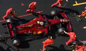 Ferrari SF1000 to receive 'small upgrades' for Russian GP