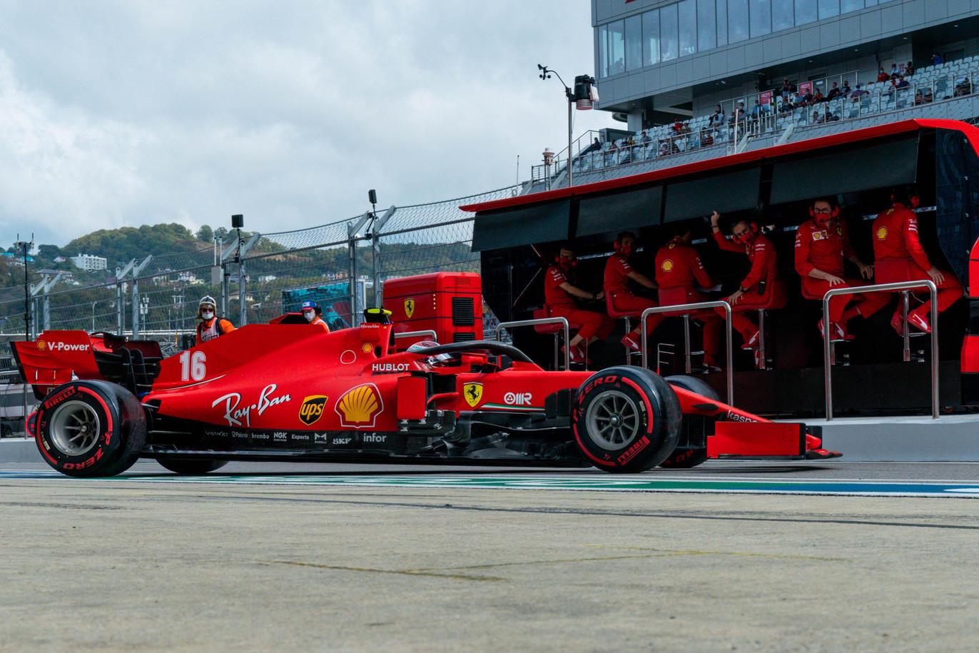Ferrari Banking On All New Power Unit For 2021