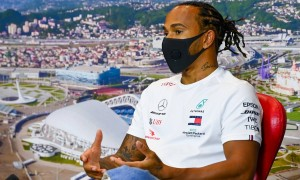 Hamilton: Nobody better than Domenicali to lead F1