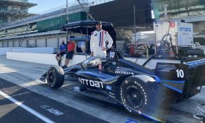 Jimmie Johnson and Ganassi plan for IndyCar onslaught!