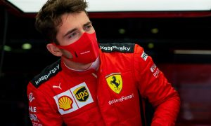 Patient Leclerc 'ready to wait' for Ferrari resurgence