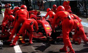 Leclerc radio blunder gave team sweary earful at Spa