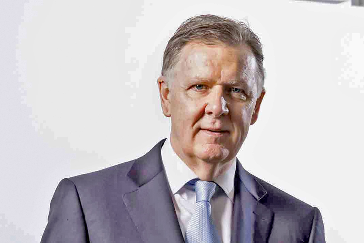 Mike O'Driscoll, the chief executive officer of Williams Grand Prix Engineering