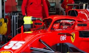 Shwartzman crosses off Ferrari F1 test on bucket list