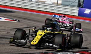 Ricciardo 'quickly snapped out' of mistake and penalty setback