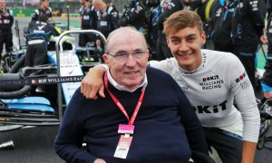 Russell and Latifi pay tribute to Williams family on 'sad day'