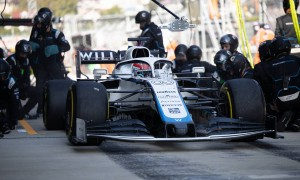 Russell says lack of pace at Sochi rooted in tyre temperature issue