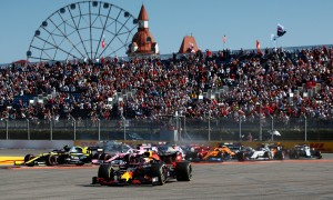 Drivers urge changes to Sochi's Turn 2 'terrible design'