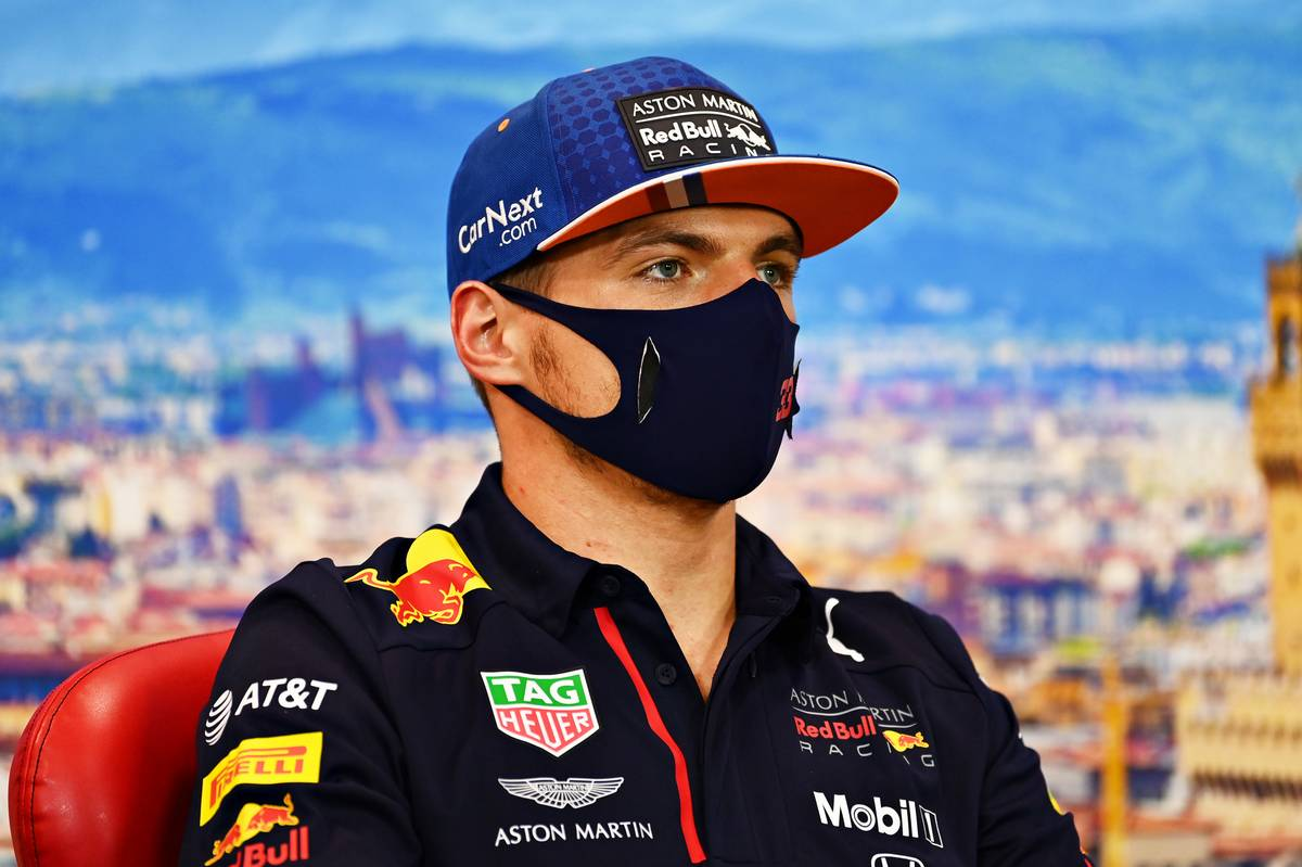 Verstappen expects Red Bull to be back 'in a decent place'