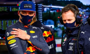 Red Bull to give Verstappen lowdown on Honda before Sochi