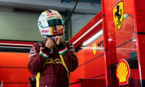 Vettel no fan of 'lottery' standing starts after red flags