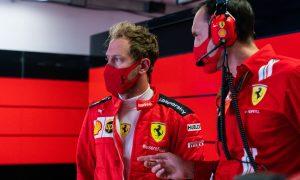 Vettel says Ferrari 'probably deserves' current hardship