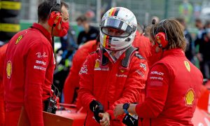 Vettel: It's perhaps 'better' to have no fans at Monza