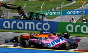 McLaren fears Racing Point rebound at 'normal tracks'