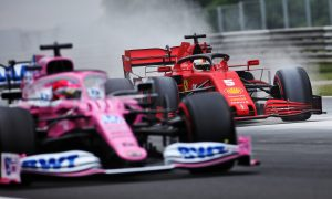 Ferrari confirms withdrawal of appeal against Racing Point